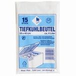 Gefrier-Btl.25x40 15Stück transparent 1 Stück