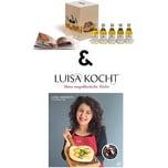 TRY Probierset Olivenöl & Kochbuch