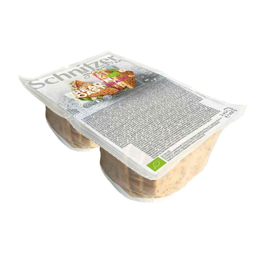 Schnitzer Bread'n Toast grainy bio 430g