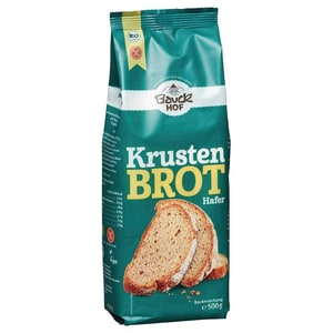 Bauckhof Krustenbrot Hafer bio 500g