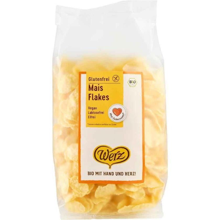 Werz Mais Flakes ungesüsst bio 250g
