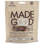 MadeGood Chocolate Chip Müsli Minis bio 100g