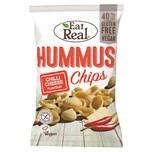 Eat Real Kichererbsen Chips Chilli Cheese Snack 45g