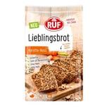 Ruf Lieblingsbrot Brotbackmischung Karotte-Nuss 600g