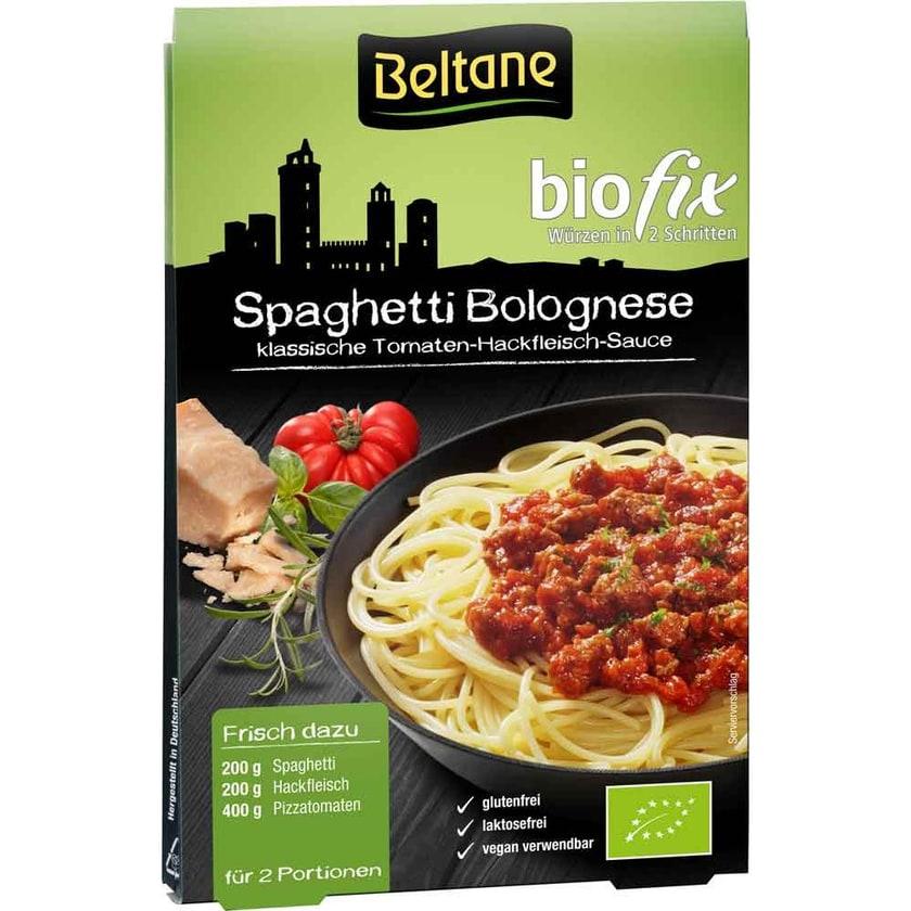 Beltane Spaghetti Bolognese bio 27g