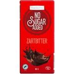 Frankonia No Added Sugar Zartbitter 80g