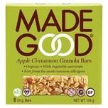 MadeGood Apfel Zimt Granola Bars bio 144g