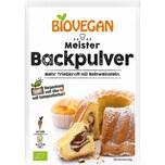 Biovegan Meister Backpulver bio 3x17g