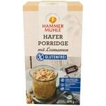 Hammermühle Hafer Porridge mit Leinsamen bio 375g