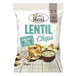 Eat Real Linsen Chips Creamy Dill Snack 40g