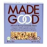 MadeGood Mixed Berry Müsliriegel bio 6x24g