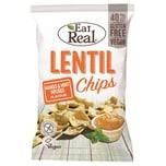 Eat Real Linsen Chips Mango & Minze Snack 40g