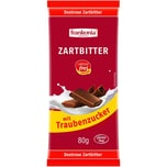 Frankonia Dextrose Zartbitter Schokolade 80g