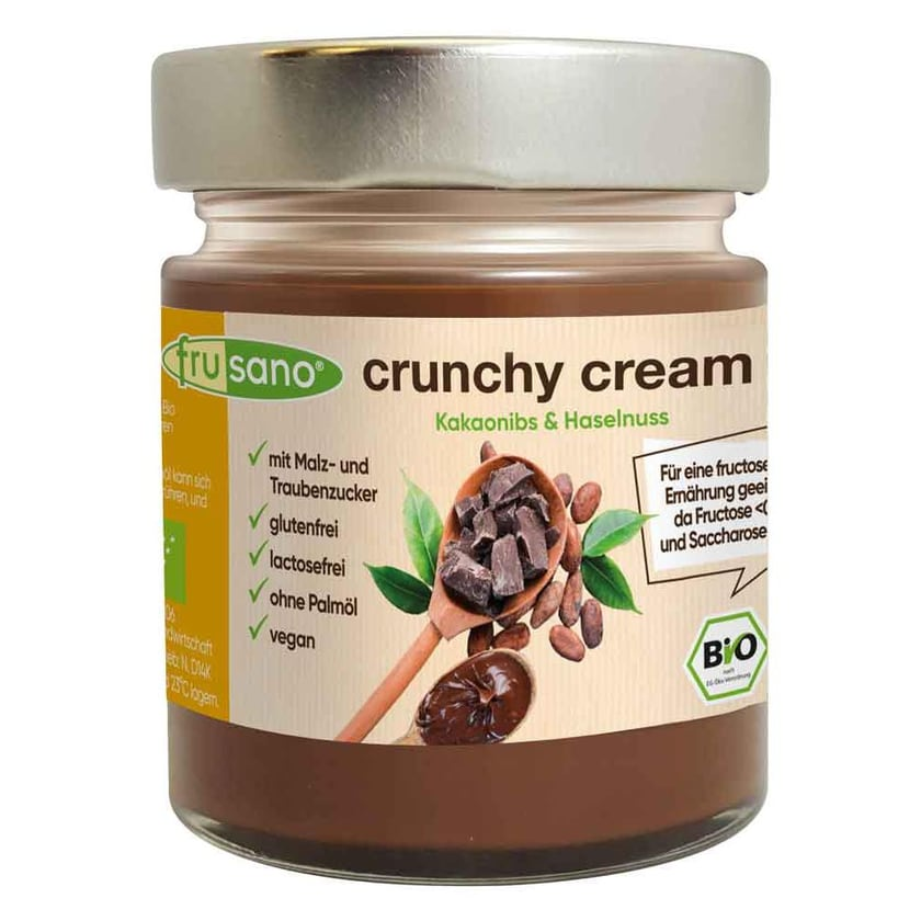 Frusano Crunchy Cream bio 180g