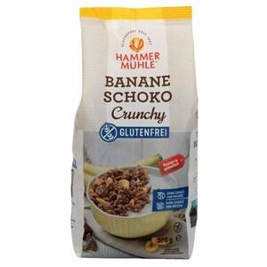 Hammermühle Banane-Schoko-Crunchy 375g