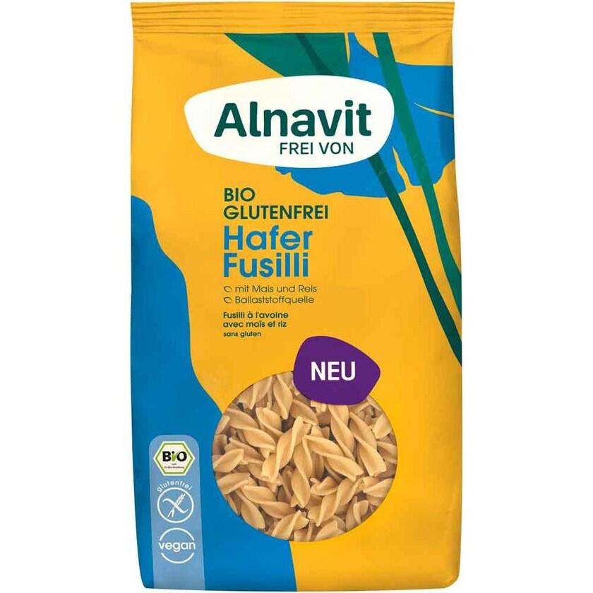 Alnavit Hafer Fusilli bio 250g