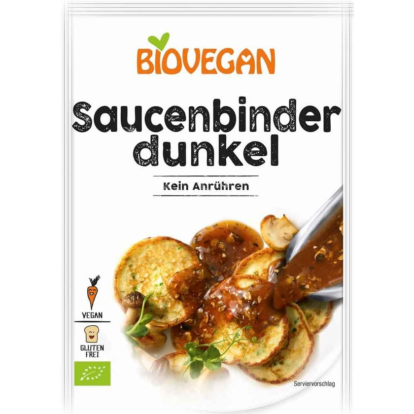 Biovegan Saucenbinder dunkel bio 100g