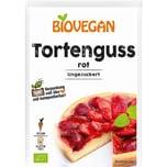 Biovegan Tortenguss rot bio 2x7g