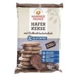 Hammermühle Hafer Kekse mit Vollmilchschokolade 100g