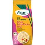 Alnavit Bio Basis Frühstücksbrei 250g