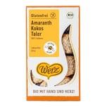 Werz Amaranth Kokos Taler bio 125g
