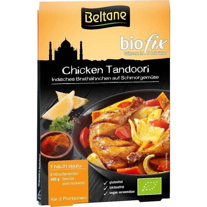 Beltane Chicken Tandoori fix bio 21,5g
