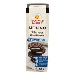 Hammermühle Molino Kekse mit Vanillecreme 125g