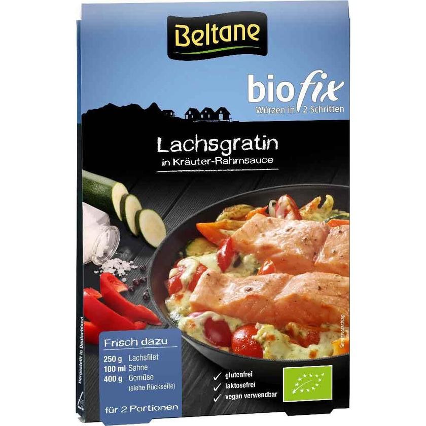 Beltane Lachsgratin bio fix 17,7g