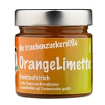 Tom & Krissi's Orange-Limette Fruchtaufstrich 220g