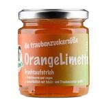 Tom & Krissi's Orange-Limette Fruchtaufstrich 220g