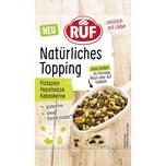 Ruf Natürliches Topping Pistazien, Haselnüsse, Kakaokerne 30g