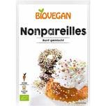 Biovegan Nonpareilles bunt gemischt bio 35g