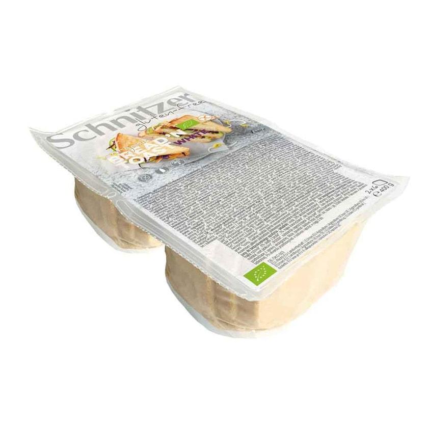 Schnitzer Bread'n Toast white bio 400g