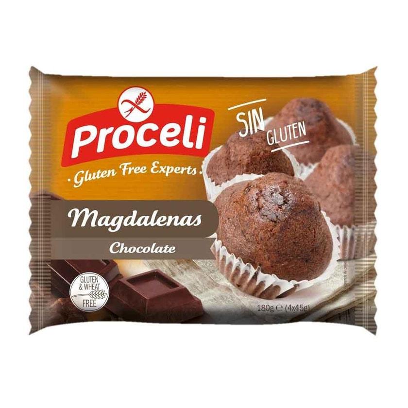 Proceli Muffins Schoko 180g
