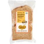Werz Braunhirse Toastbrot mit Kräutern bio 250g