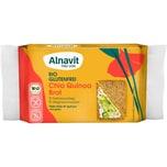Alnavit Chia Quinoa Brot bio 250g