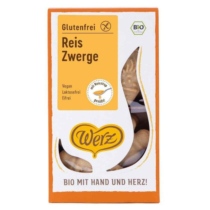 Werz Reis Zwerge bio 125g