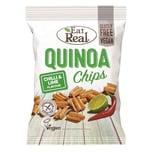 Eat Real Quinoa Chips Chilli & Limette Snack 30g