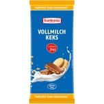 Frankonia Vollmilch-Keks-Schokolade 100g
