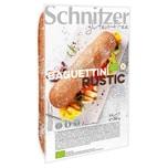 Schnitzer Baguettini rustic bio 200g