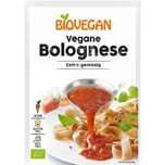 Biovegan Vegane Bolognese bio 33g