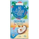 Frankonia No Sugar Added Coco 'n' Relax 90g