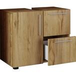 VCM Holz Badmöbel Badunterschrank Flandu mit Schublade