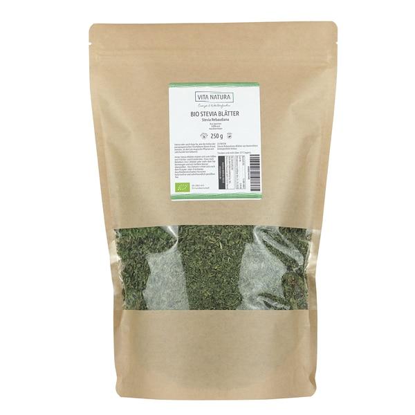 Vita Natura Stevia Rebaudiana Blätter Bio 250 g