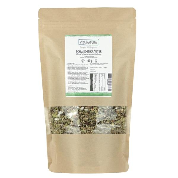 Vita Natura Schwedenkräuter Ansatzmischung 100 g