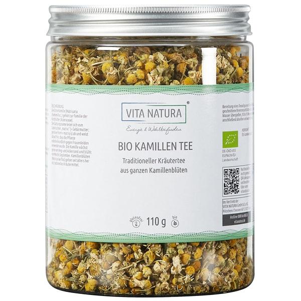 Vita Natura Kamillen Tee Bio 110 g
