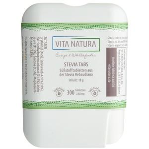 Vita Natura Stevia Tabs 300 Stk.