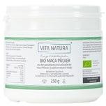 Vita Natura Maca Pulver 4:1 Extrakt Bio 250 g