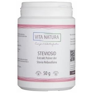 Vita Natura Steviosid Pulver 50 g