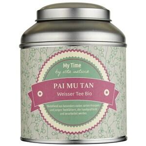 My Time Pai Mu Tan Weißer Tee Bio 65 g